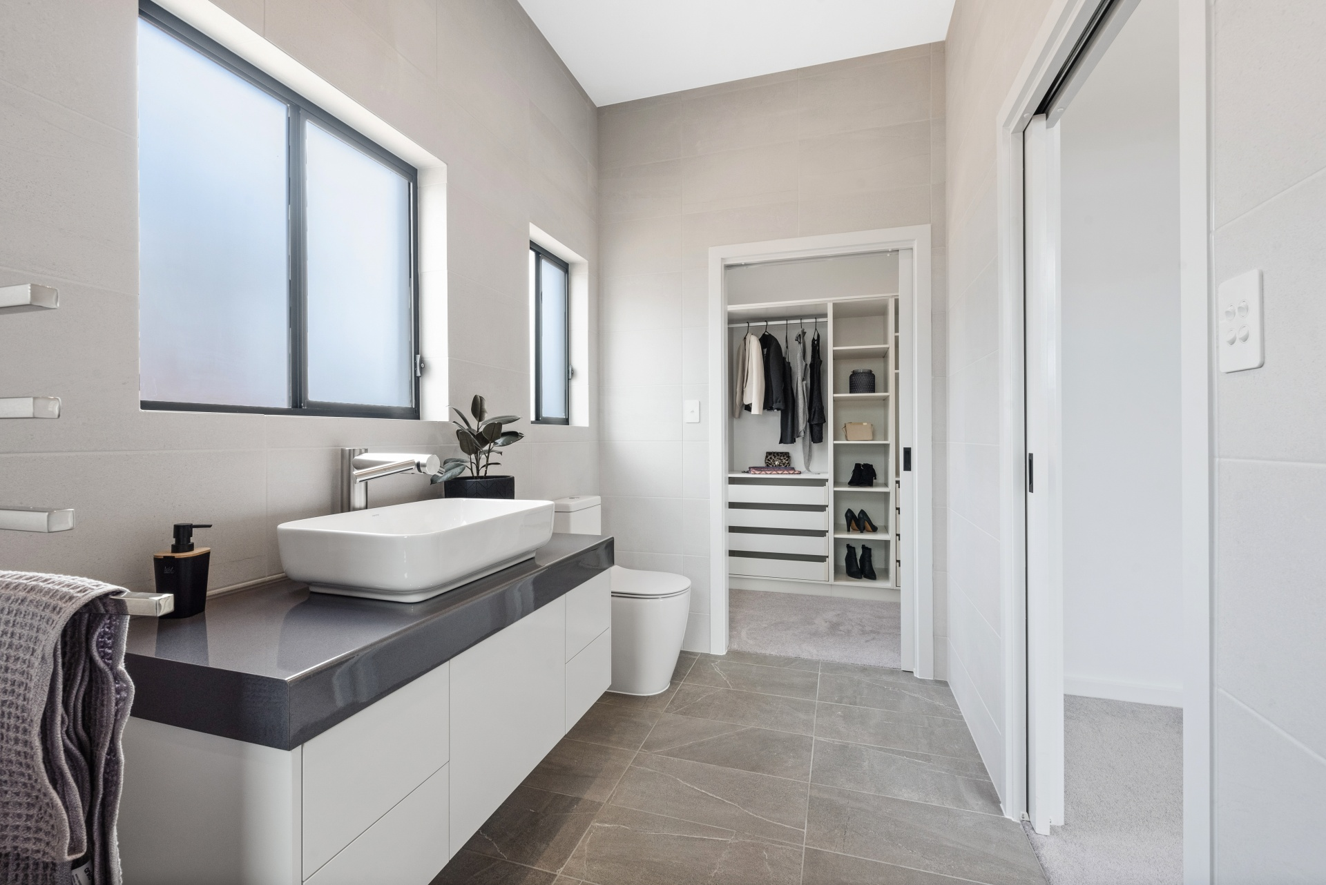 Bathroom - Pinkerton Plains